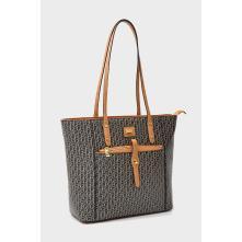 Fragola K192 Τσάντα ευρύχωρη με τσέπη εξωτερική και πίσω θήκη με φερμουάρ