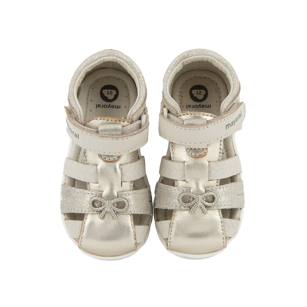 Κορίτσι παπουτσοπέδιλο δερμα MAYORAL 20-41126-035
