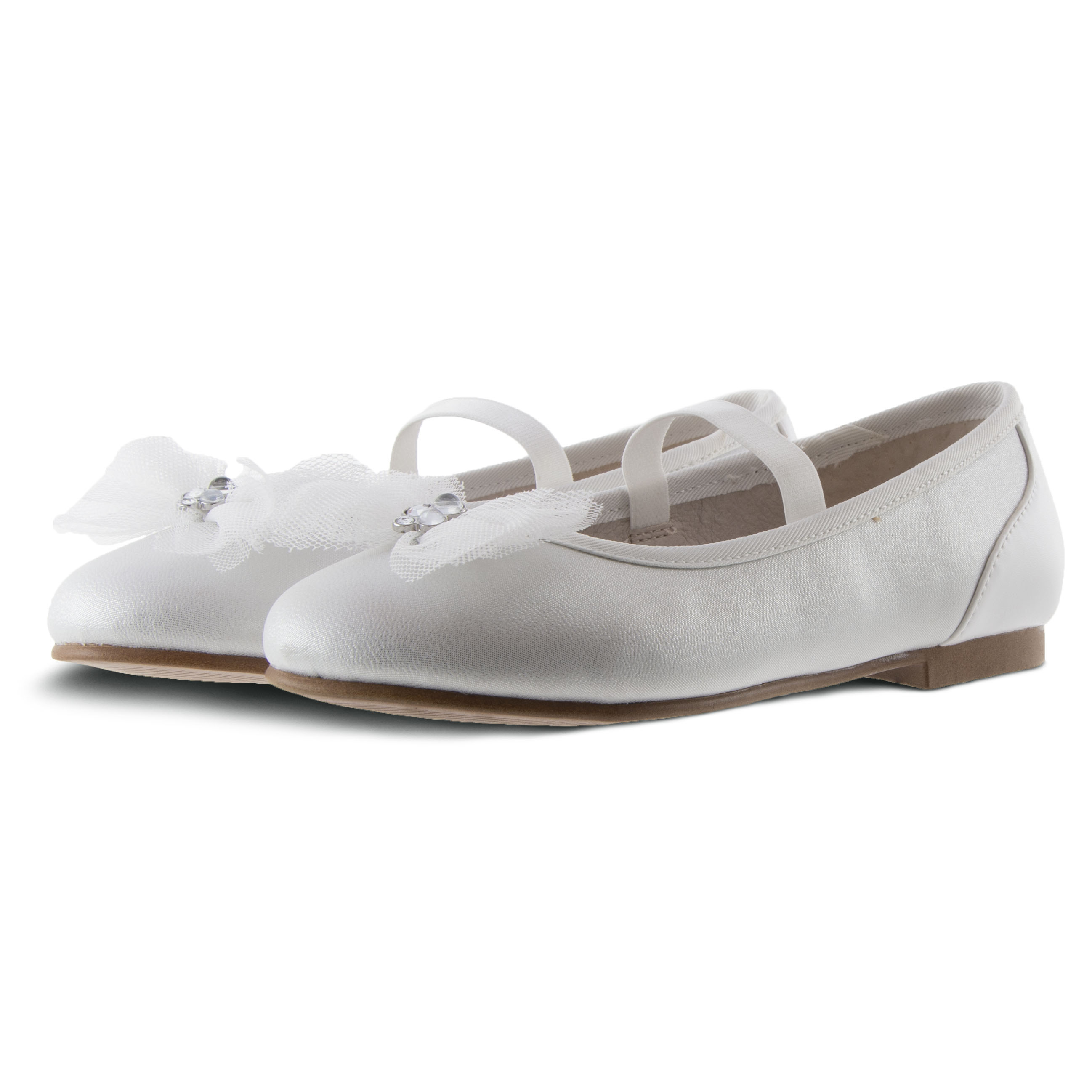 Αγόρι μπαλαρίνα κορίτσι μπαρέτα τούλι λευκό Mayoral 20-45149-085