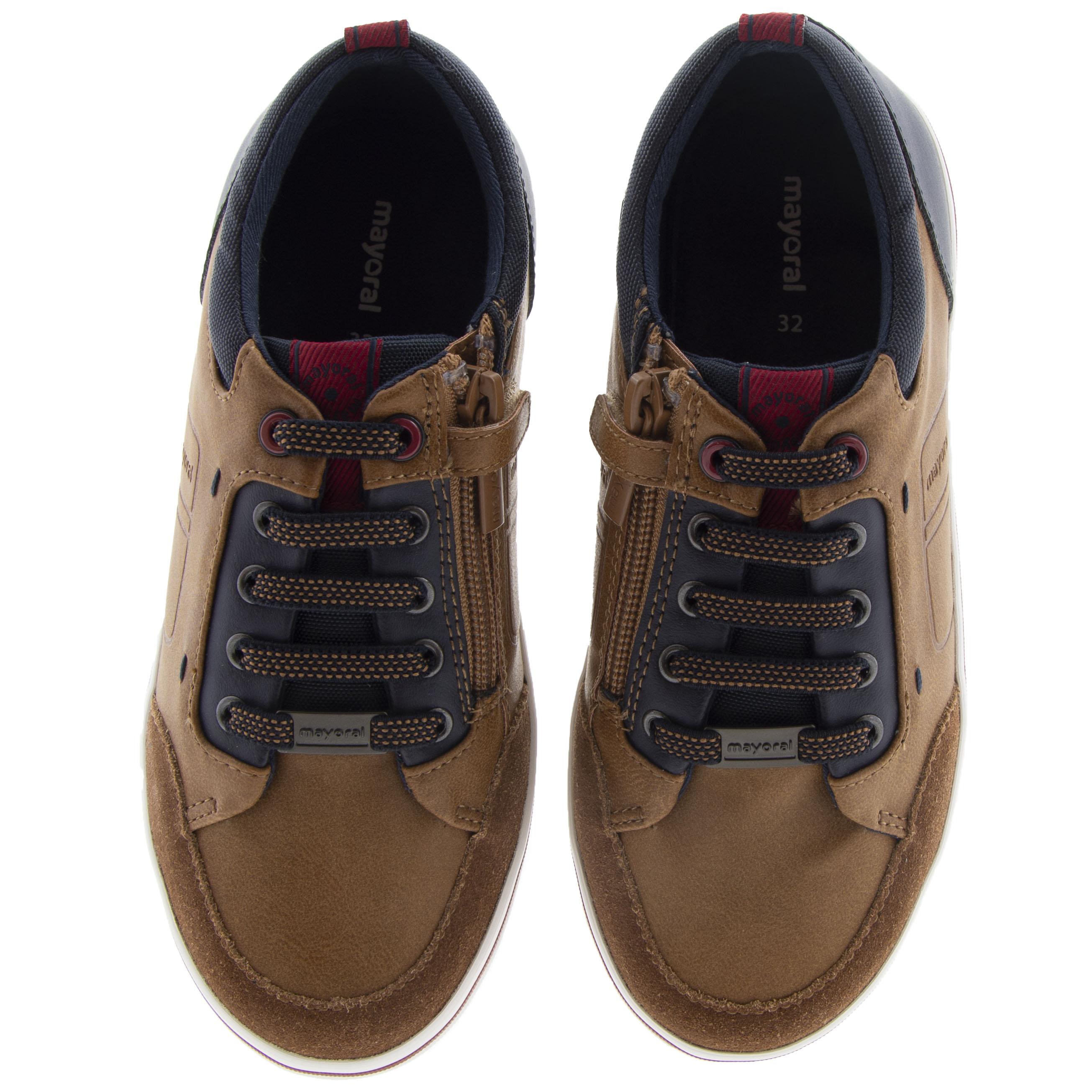 Αγόρι παπούτσια casual αγόρι κάμελ Mayoral   20-45199-086