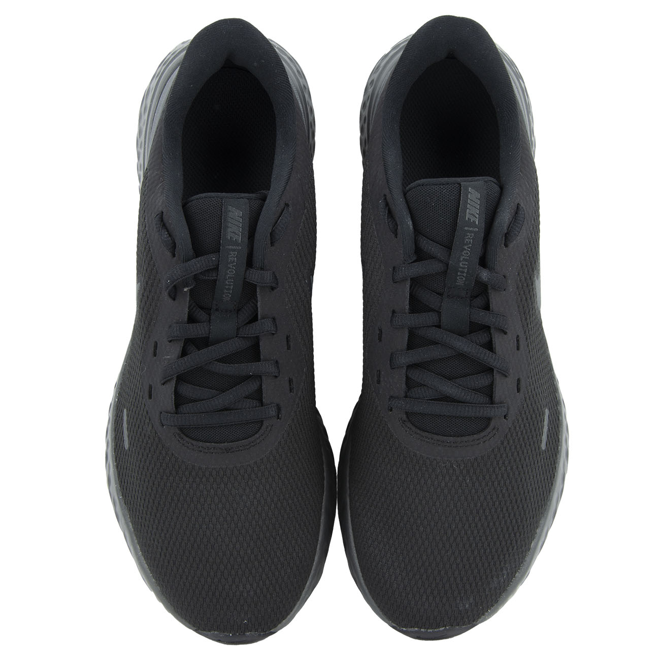 Ανδριικό αθλητικό μαύρο Nike Revolution 5 ΒQ3204 001