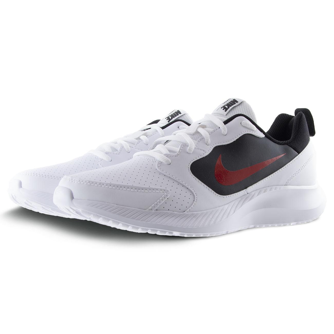 Ανδρικό αθλητικό λευκό Nike Todos ΒQ3198 101