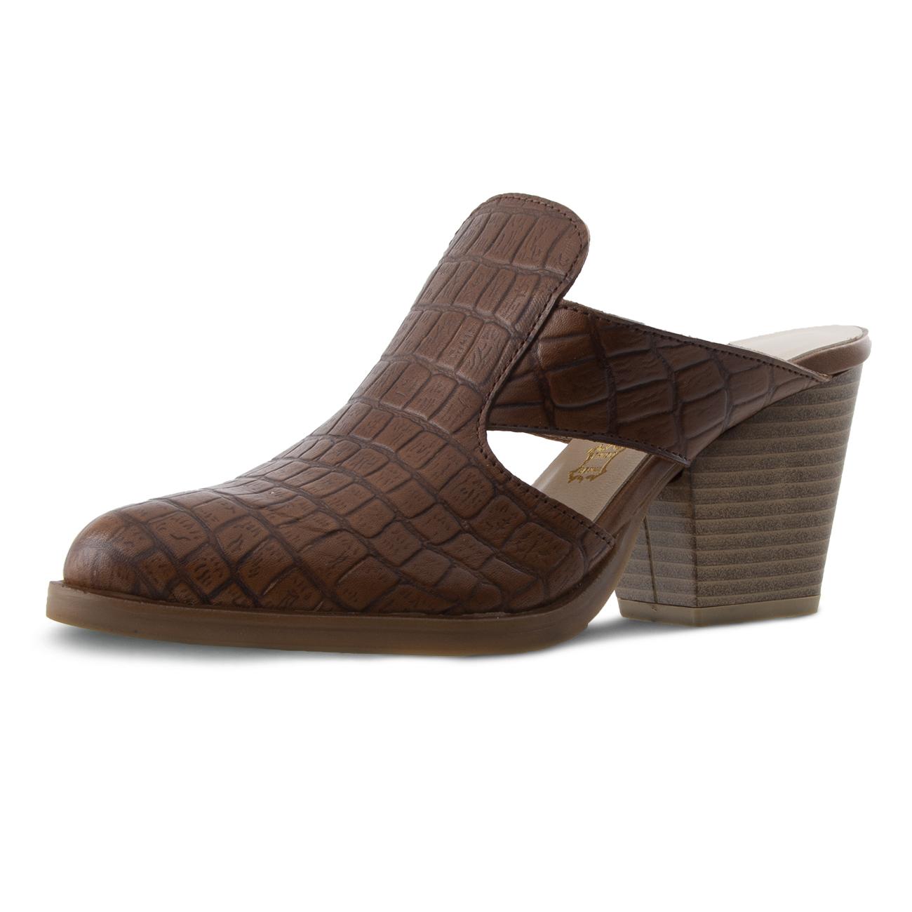 Γυναικείο Mule δέρμα Ragazza 0296