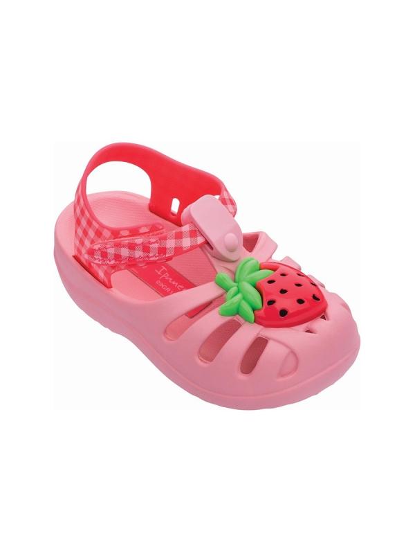 Κορίτσι πέδιλο θαλάσσης ρόζ Ipanema 780-20406-39