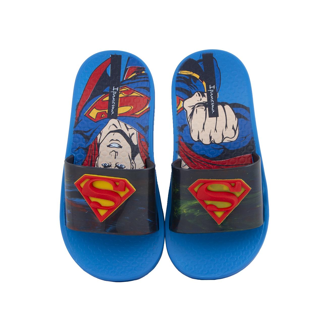 Αγόρι παντόφλα θαλάσσης Ipanema Superman 780-20446-39-2