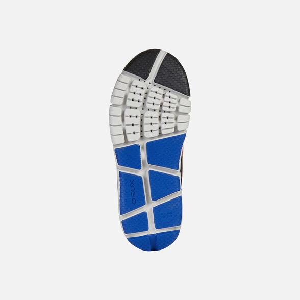 Αγόρι Sneaker αυτοκόλλητα Geox J049ΒΑ 011CΕ C0048