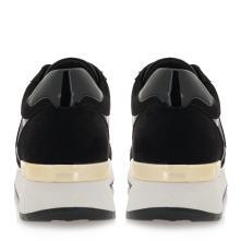 Γυναικείο Sneaker μαύρο renato Garini L119R925260F 2