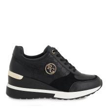 Γυναικείο Sneaker μαύρο Renato Garini L119R9293S41
