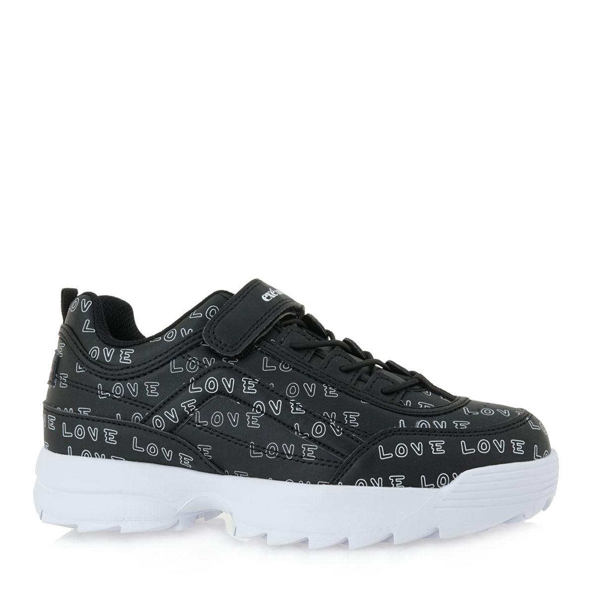 Κορίτσι Sneaker μαύρο Exe Kids LΑ32R3072S41