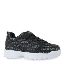 Κορίτσι Sneaker μαύρο Exe Kids LΑ32R3072S41 2