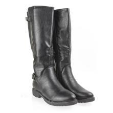 Γυναικεία μπότα ιππασίας   μαύρο   Antrin BL2020-1 2