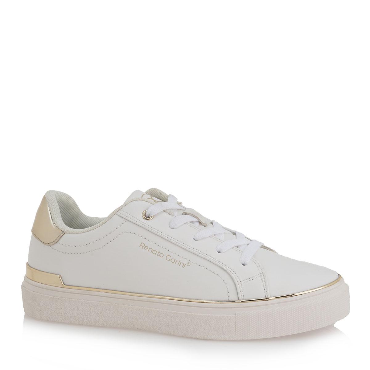 Γυναικείο Sneaker ασπρο Renato Garini L134U4712651