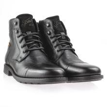 Ανδρική μπότα δέρμα Levi's 230681-777-59 2