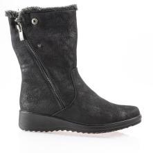Γυναικείο μπότα γούνα B-Soft  01525
