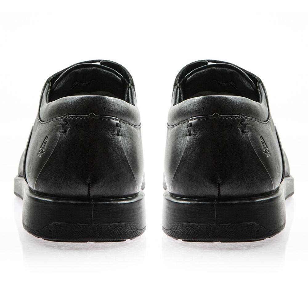Ανδρικό παπούτσι κορδόνι Hush Puppies ΗΜ02160-001  VITRUS PT OXFORD