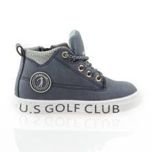 Αγόρι μποτάκι μπλέ U.S. GOLF CLUB W20 47UΚ714