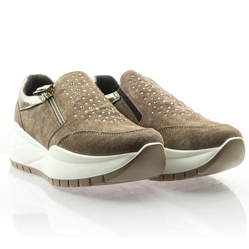 Γυναικεία sneaker δέρμα IMAC  ΙΜΑ/608471