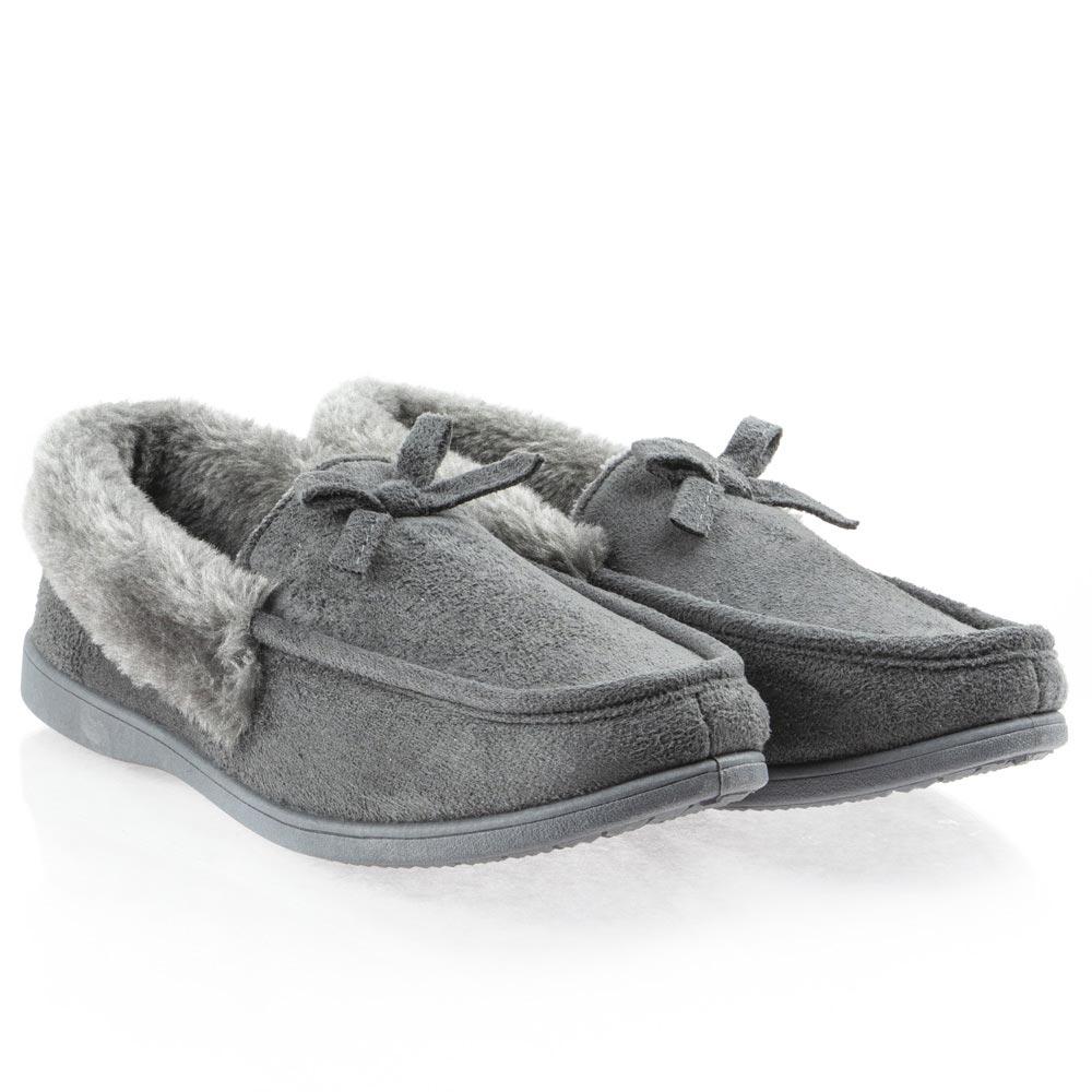 Γυναικεία παντόφλα γούνα B-SOFT 022-0114