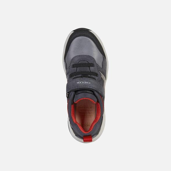 Αγόρι sneaker Geox J04CΖΑ 0221 C0047