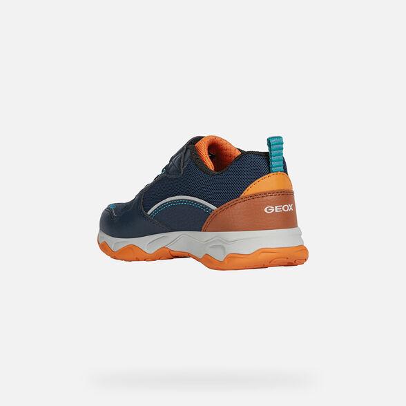 Αγόρι Sneaker Geox J04CLΑ 0FΕFU C0820