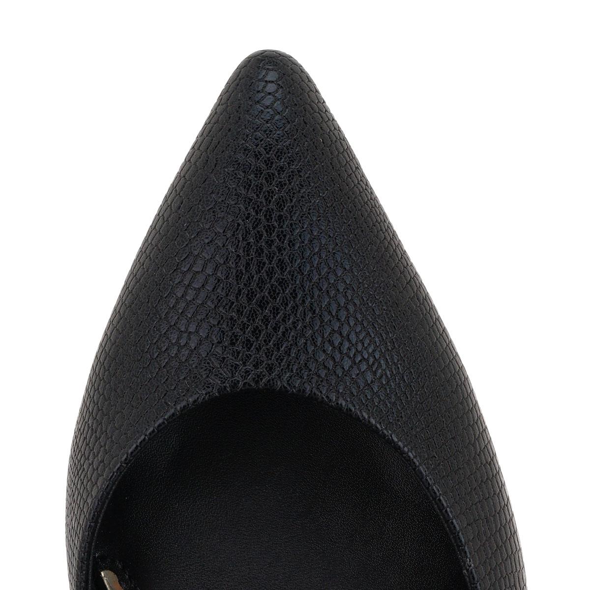 Γυναικεία γόβα μαύρη EXE L17009255006