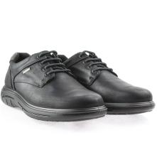 Ανδρικό παπούτσι κορδόνι δέρμα  IMAC ΙΜΑ/602018 2