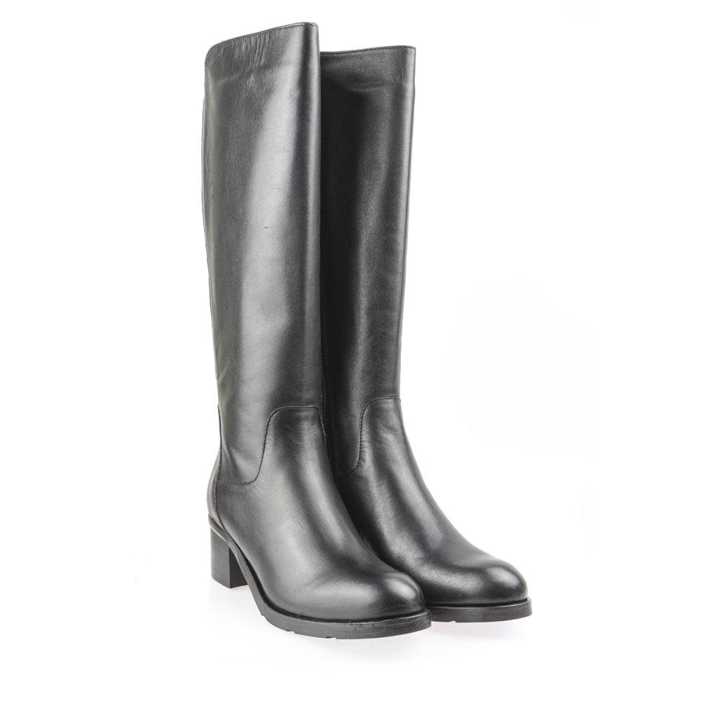 Γυναικεία μπότα δέρμα Boxer 94011-10-011