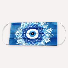 Γυναικεία μάσκα τυχερό μάτι