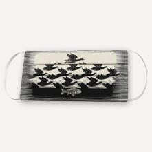 Γυναικεία μάσκα Escher