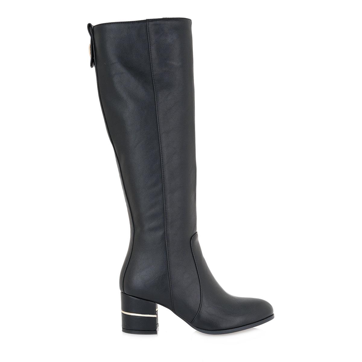 Γυναικεία μπότα τακούνι RENATO GARINI  L267V9283 001