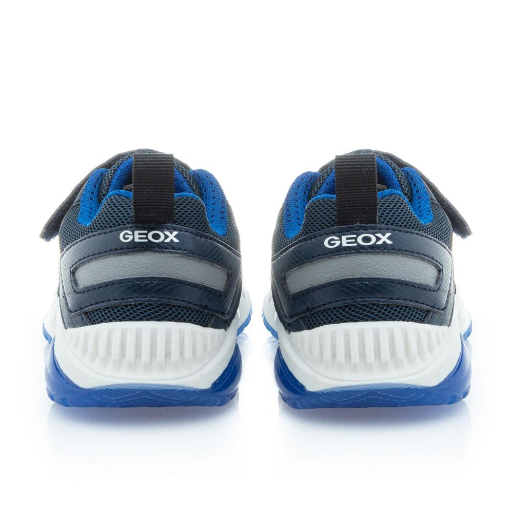 GEOX Αγόρι αθλητικό φωτάκια J04CQA 014CE C4226