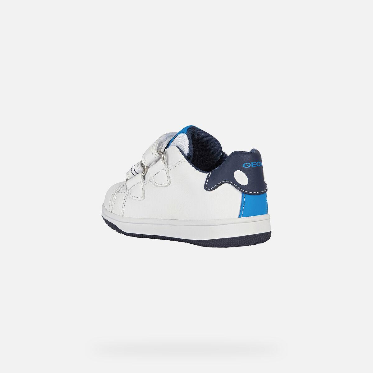 Αγόρι sneaker Mickey Mouse σκρατς GEOX Β151LΑ 08554 C0899