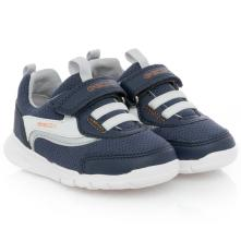 Αγόρι baby sneaker casual sport ελαστ.κορδόνι και σκράτς. GEOX Β15Η8Β 01454 C0659 2
