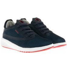 Αγόρι sneaker casual sport ελαστ. κορδόνια GEOX J04ΒΝΒ 03ΤΒC C0735 2