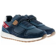 Αγόρι sneaker casual sport ελαστικ. κορδονια σκράτς. GEOX J159ΕD 022FU C0735 2