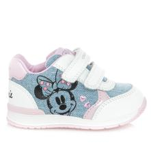 Κορίτσι bebe sneaker Minnie Mouse σκράτς GEOX Β150LC 01385 CΑ41Ζ