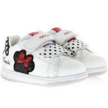 Κορίτσι bebe sneaker casual sport Minnie mouse GEOX Β151ΗΑ 08502 C0404 2