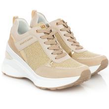 Γυναικείο Sneaker μπέζ Renato Garini Μ119R791474Κ 2