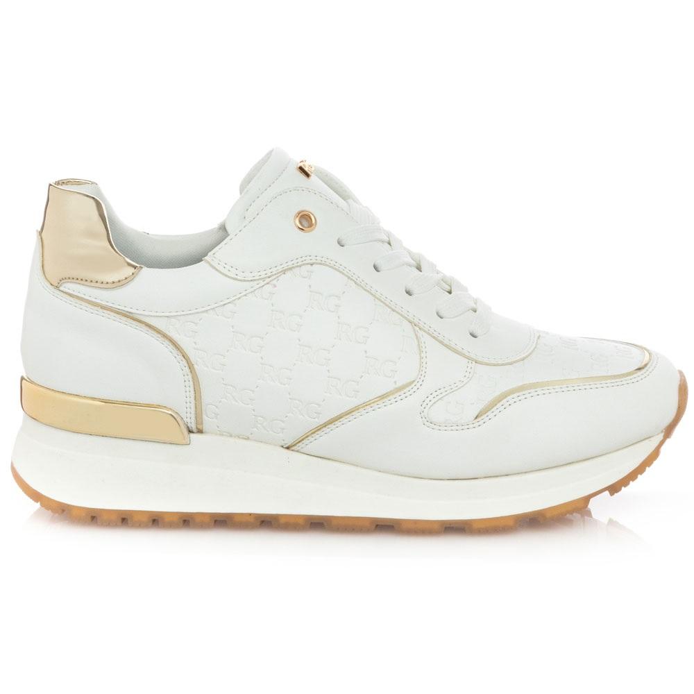 Γυναικείο Sneaker λευκό Renato Garini Μ119R6122948