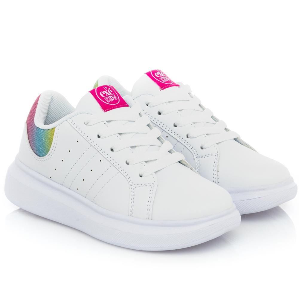 Κορίτσι Sneaker λευκό Exe Kids MA49R820202Q