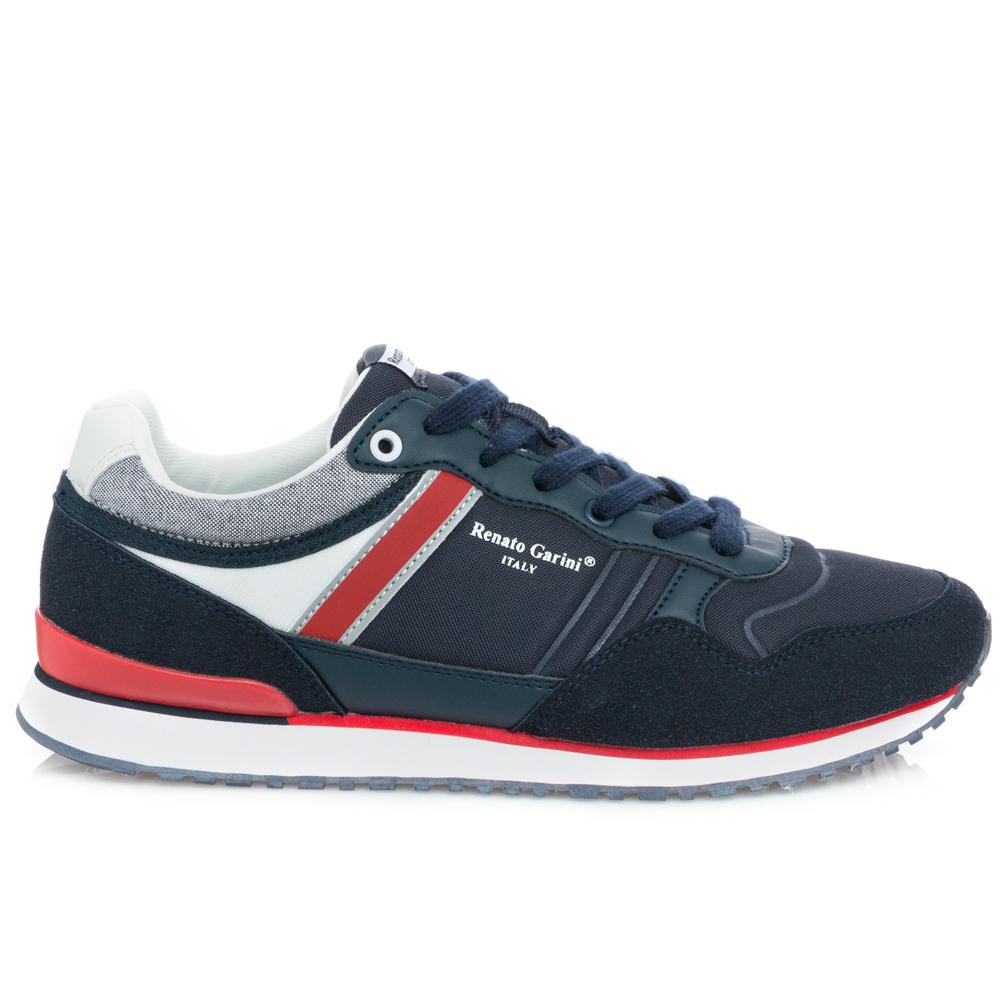 Ανδρικό Sneaker μπλέ Renato Garini Μ502Χ6181W19