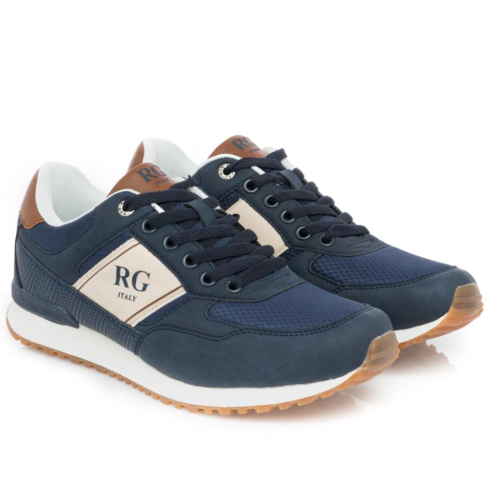 Ανδρικό Sneaker μπλέ Renato Garini Μ502Χ0051062