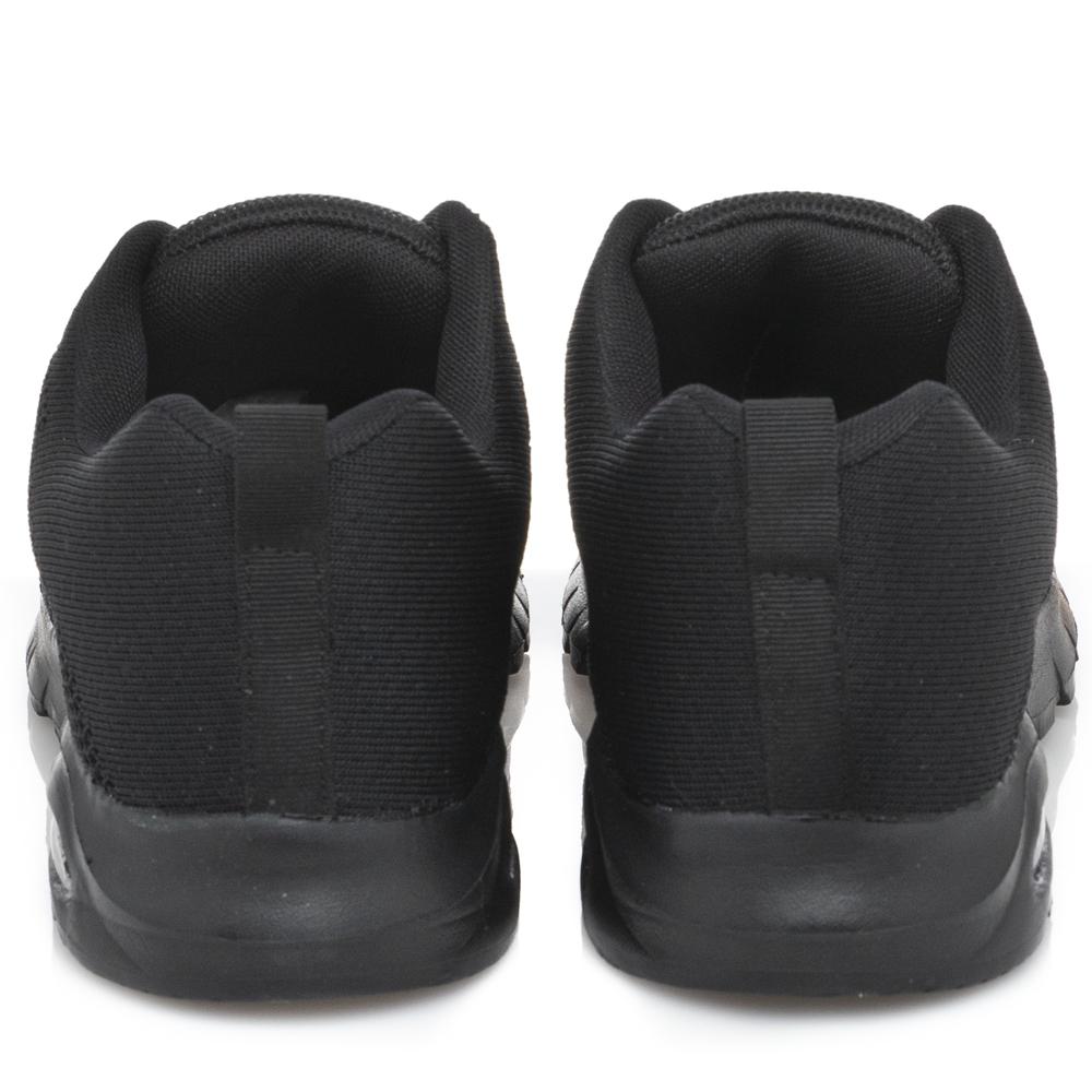 Ανδρικό κορδόνι μαύρο ll Mondo Comfort ΤR42901