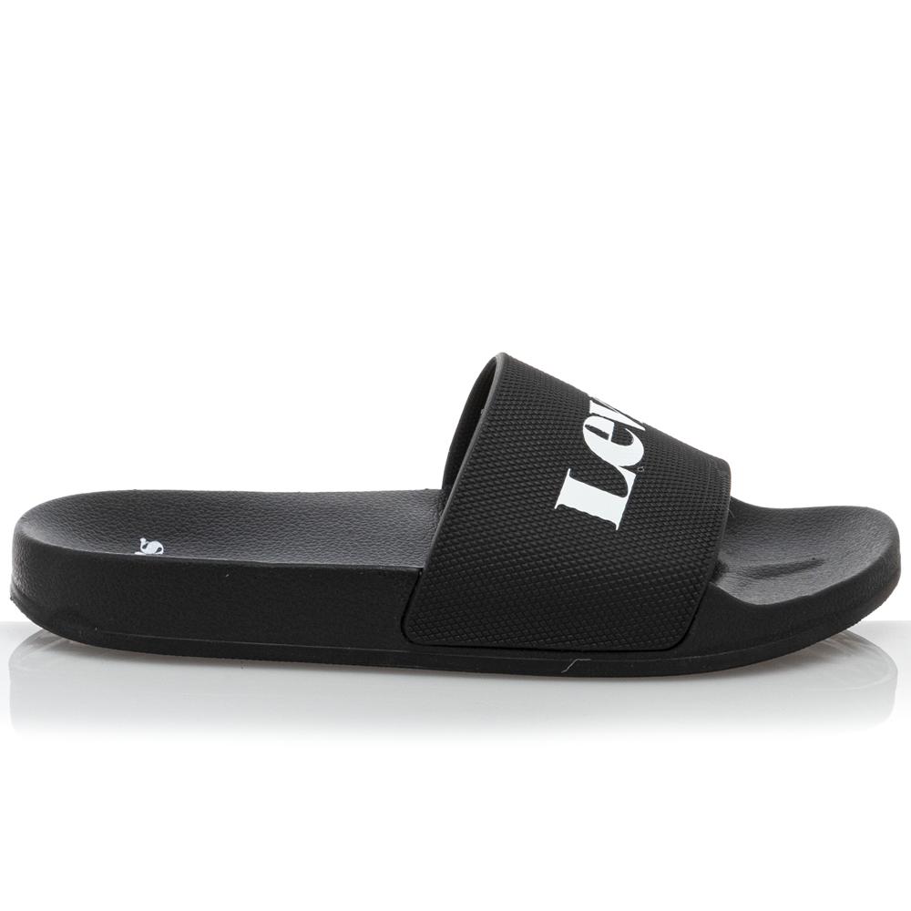 Slides παντόφλα  μαύρο Levi's 233026-753-59
