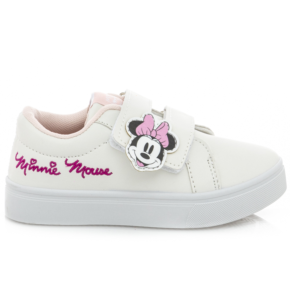 Κορίτσι Minnie casual ασπρο  2300004349