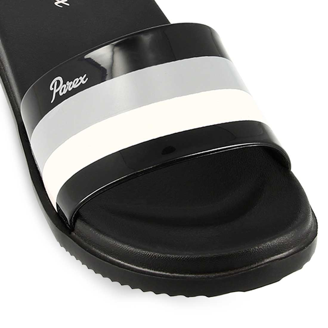 Σαγιονάρες Θαλάσσης Parex 11823030.B - Μαύρο