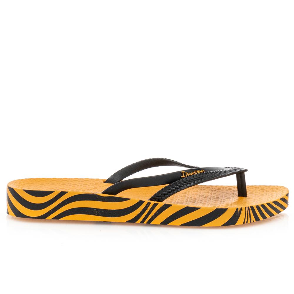 Γυναικεία σαγιονάρα κίτρινο Ipanema 1-780-21347-29