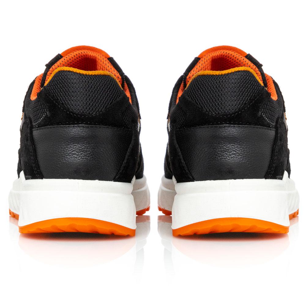 Ανδρικό Sneaker Μαύρο Boxer 19069 29-011