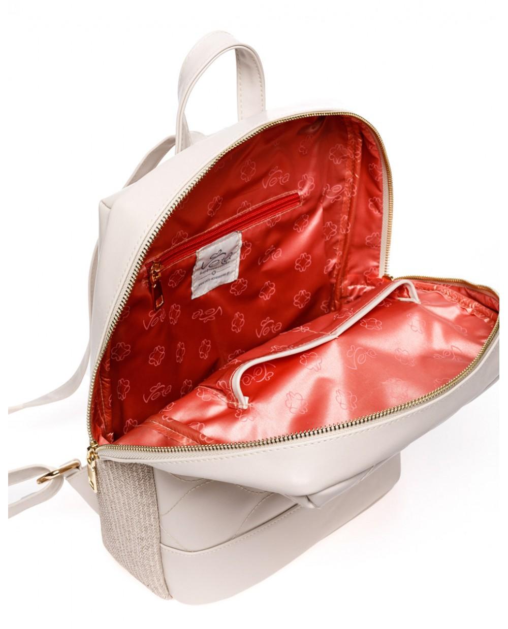 Γυναικείo σακίδιο πλάτης Veta 5126-3