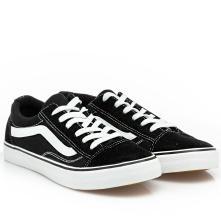 Ανδρικό  πάνινο sneaker κορδόνι  AVENTIS MB123 2